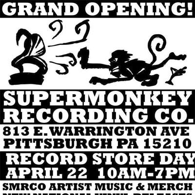 April 9, 2017: Supermonkey