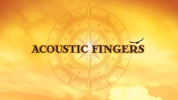 June 10, 2018: Acoustic Fingers