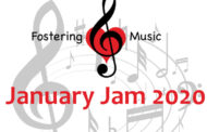 December 8: Fostering Music/January Jam